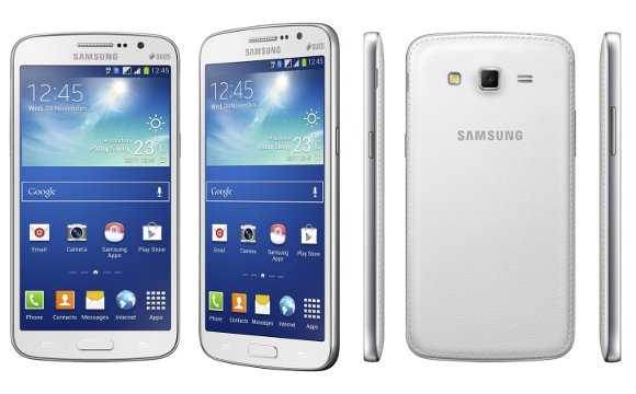 Ecco una prima immagine ufficiale del Samsung Galaxy Grand Prime
