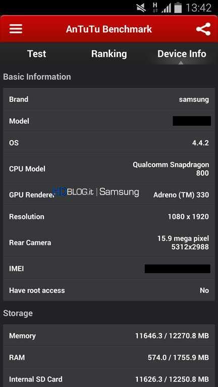 Samsung Galaxy S5 fotocamera da 16 megapixel confermata!