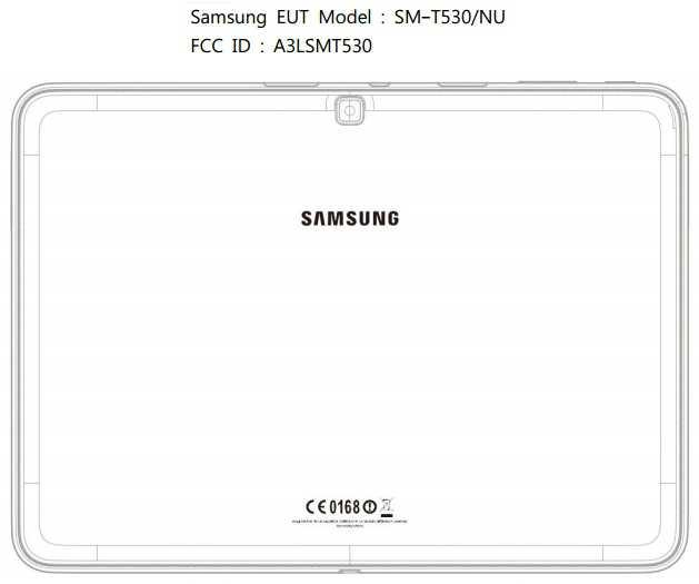 Samsung Galaxy Tab 4, al via la certificazione FCC
