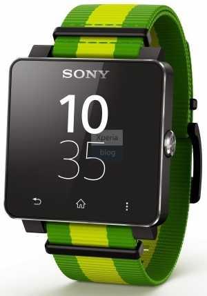 Sony SmartWatch 2 FIFA