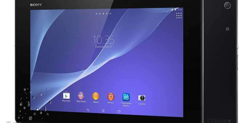 Sony Xperia Z2 Tablet smontato e rimontato in due video di Sony ufficiali