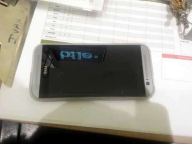 The All New HTC One front
