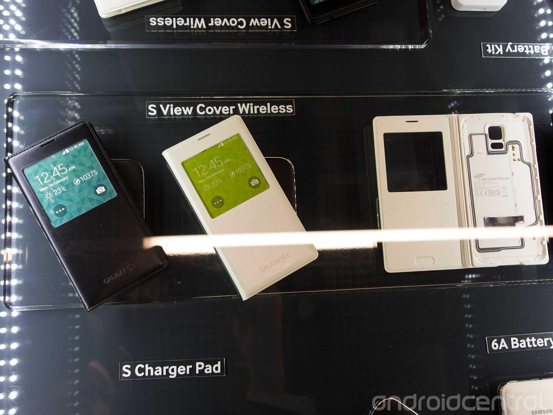 Galaxy S5: appaiono le prime custodie