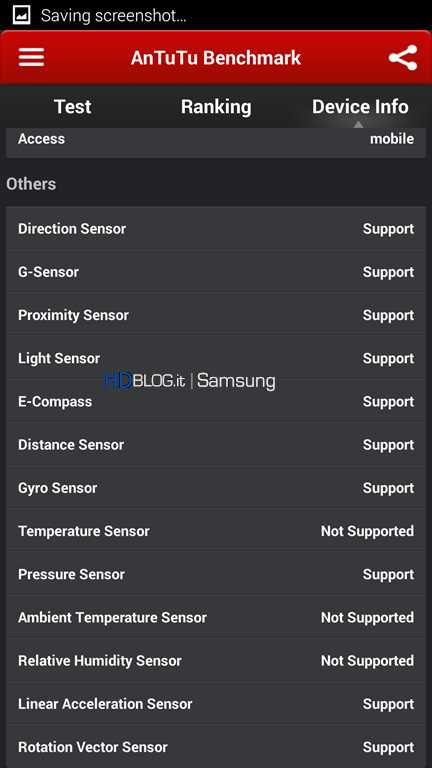 Antutu Galaxy S5