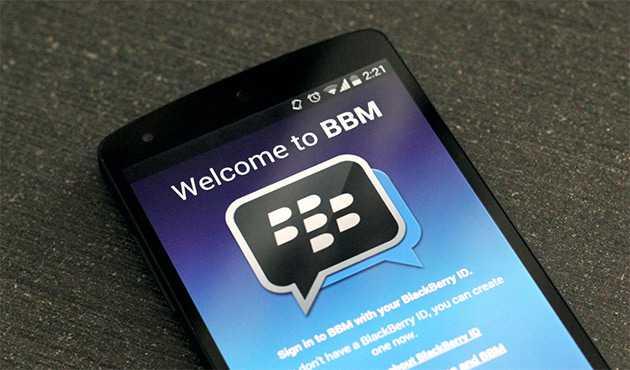 BBM per Android si aggiorna!