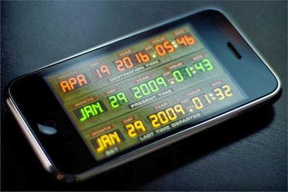 Arriva l'app per viaggiare nel tempo su iOS