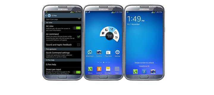Aggiornamento | Guida Completa per la trasformazione di un Samsung Galaxy Note II in Note 3 ! (Download)