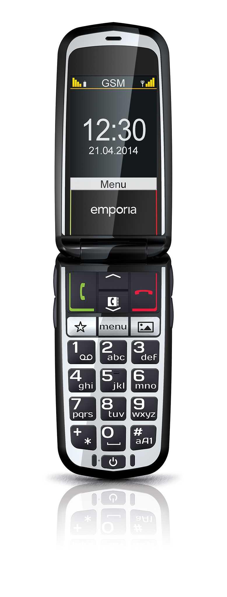 MWC 2014 | Emporia Telecom presenta il primo smartphone semplice e intuitivo per i senior