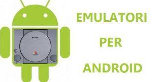 Emulatori console per Android