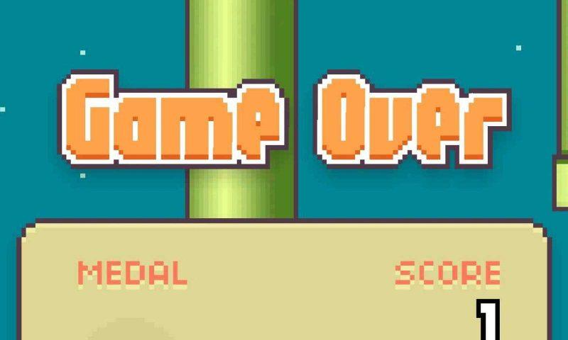 Flappy Bird ritirato dagli stores: ecco impazzare le versioni malware