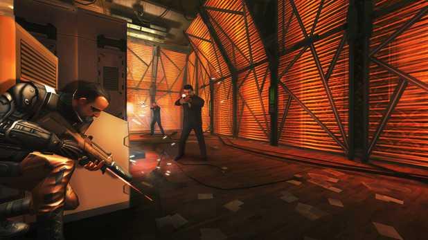 Recensione Deus Ex – The Fall