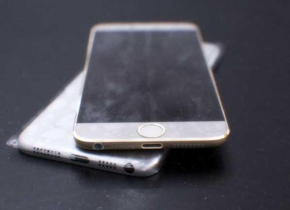 iPhone 6: questa la prima immagine della sua forma?