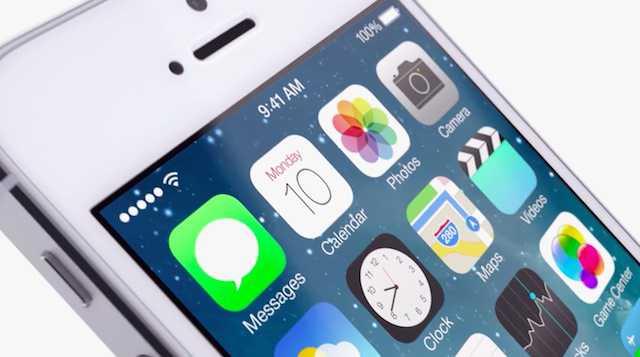 iOS 7.0.6 disponibile l' aggiornamento