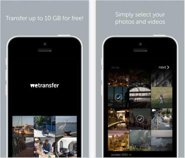 App del giorno|WeTransfer