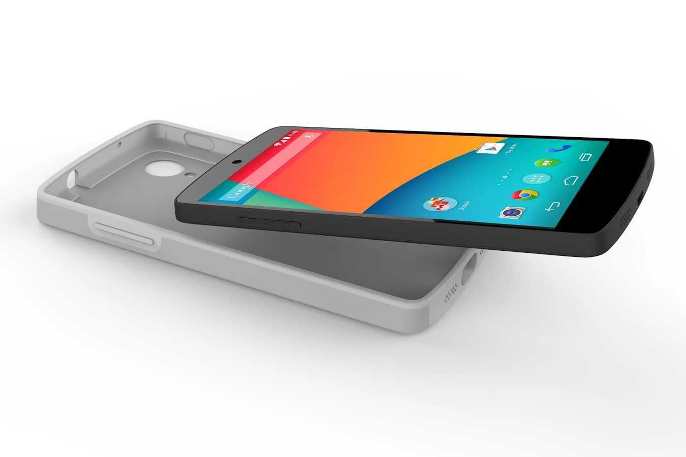 Nexus 5, migliorano le bumper cover originali