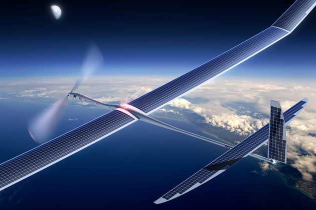 Facebook e internet sky-based: arriva l'acquisto di una società che costruisce droni