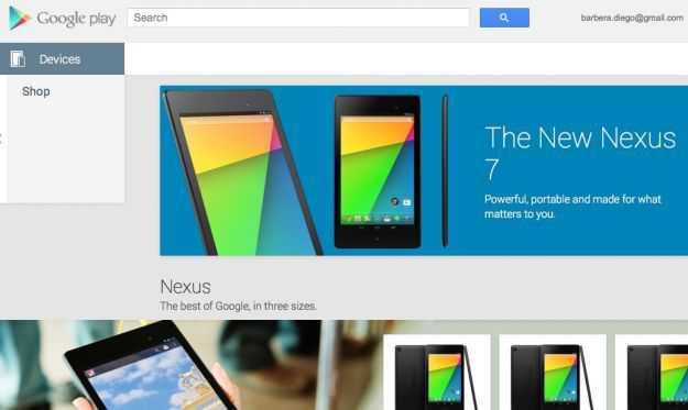 Google Play store Device apre ad ulteriori paesi europei