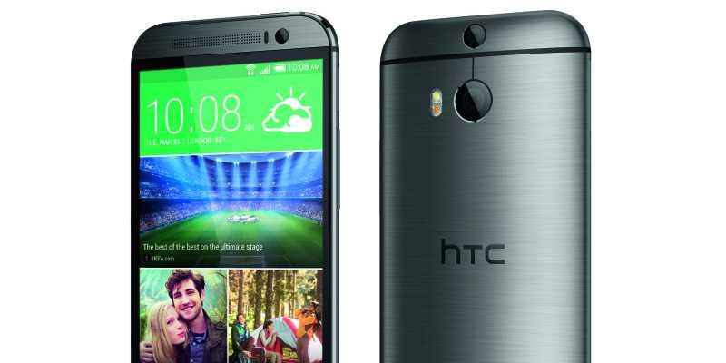 HTC One M8 in versione limitata dedicata alla UEFA Champions League