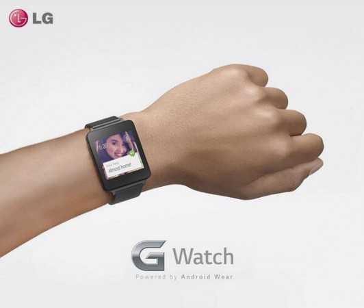 LG G Watch possibile rilascio a fine Giugno