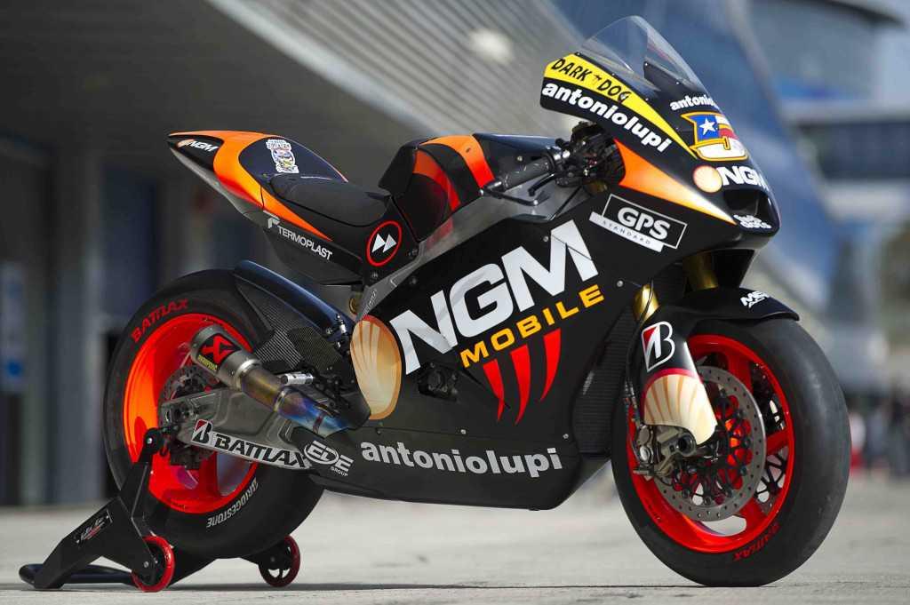 NGM Italia scende in pista con il Motomondiale 2014