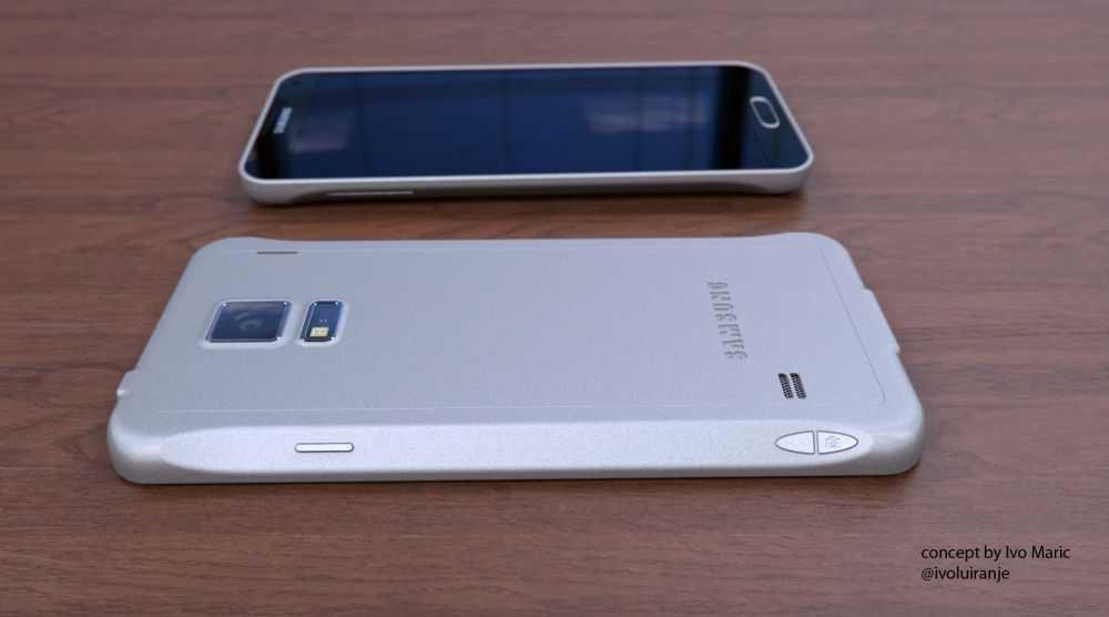 Samsung Galaxy S5 Premium Concept! Sembra quasi reale