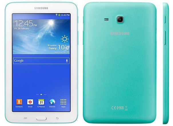 Samsung Galaxy Tab 3 Lite | In arrivo tre nuove colorazioni