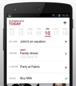 App del giorno | Cal: Any.do calendar