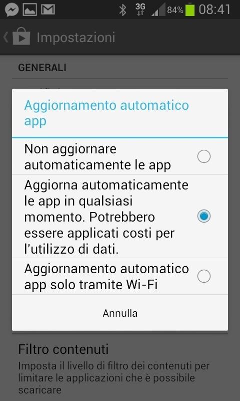 Il Google Play Store si aggiorna con tantissime novità