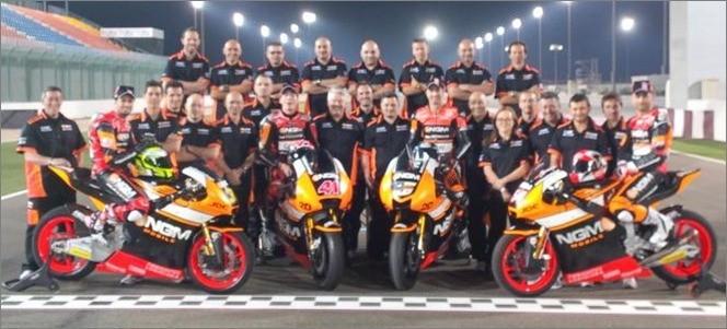 Team Forward Racing
