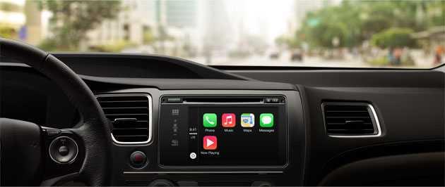Apple annuncia CarPlay | Arrivano le auto con controlli vocali e touch per notifiche, mappe e musica per dispositivi Apple