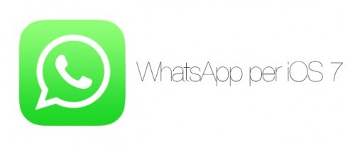 iOS 7 WhatsApp