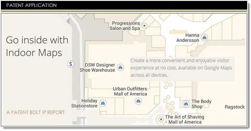 Google Indoor Maps: presto anche le mappe per gli interni degli edifici