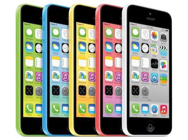 Apple iPhone 5c: il più venduto dell'ultimo trimestre 2013