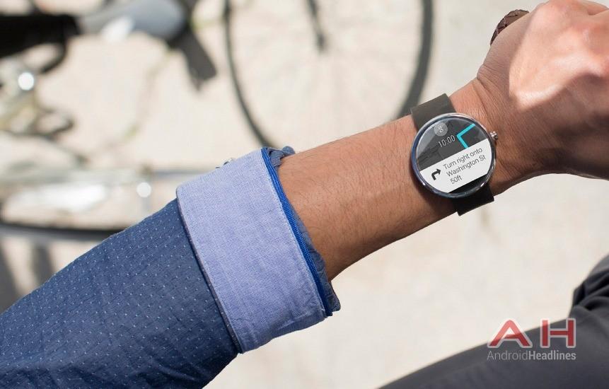 Motorola annuncia Moto 360 Smartwatch