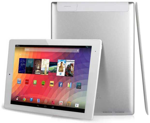 Arrivano i nuovi tablet QuadCore Ekoore con 3G e GPS