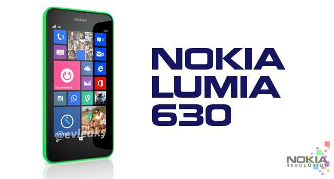 Nokia Lumia 630 | Nuovo smartphone WP8.1 low end in arrivo a breve