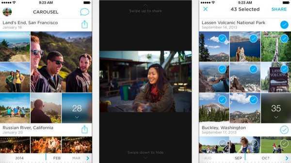 App del giorno| Carousel by Dropbox