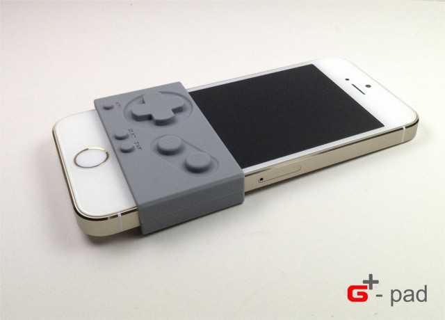 G-pad per iPhone: un accessorio che tutti gli appassionati di videogiochi ameranno!