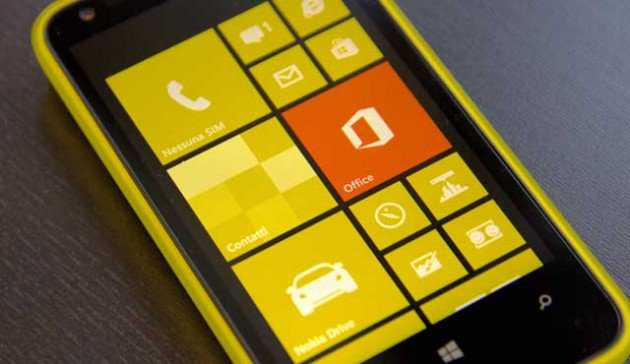Il Nokia Lumia 630 non dispone di un sensore di prossimità