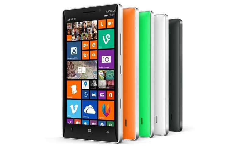 Nokia 930 senza Glance Screen?