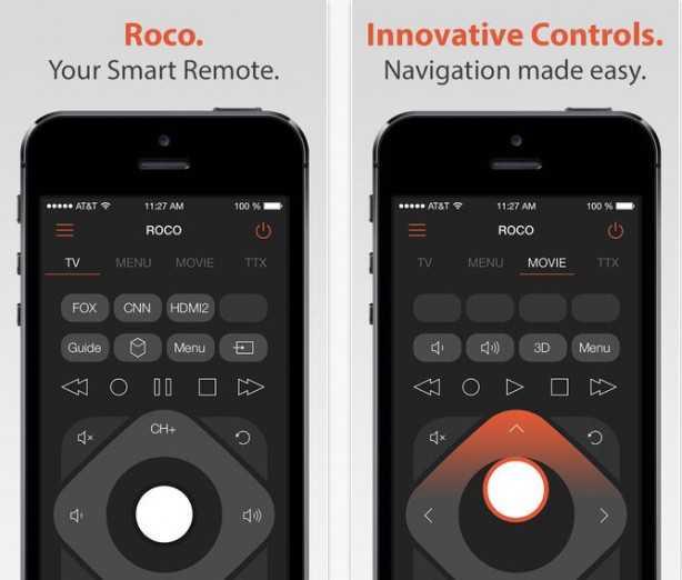 Roco: ecco come usare iPhone come un telecomando per la tua Samsung Smart TV