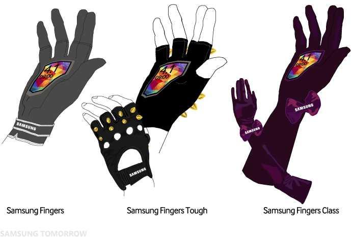 Il futuro è qui! Arrivano i guanti hi-tech di Samsung ed HTC