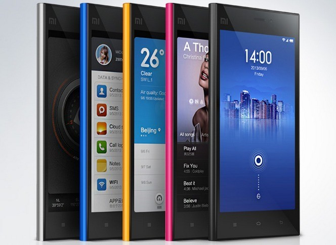 Nuovo Xiaomi Mi3S con Snapdragon 801 e un migliorato design