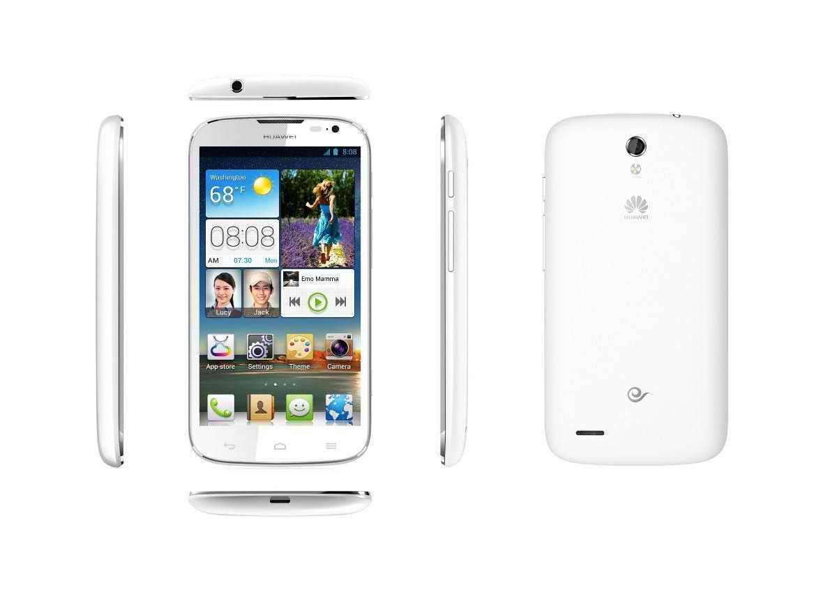 Ascend G610, il nuovo phablet Dual-SIM di Huawei