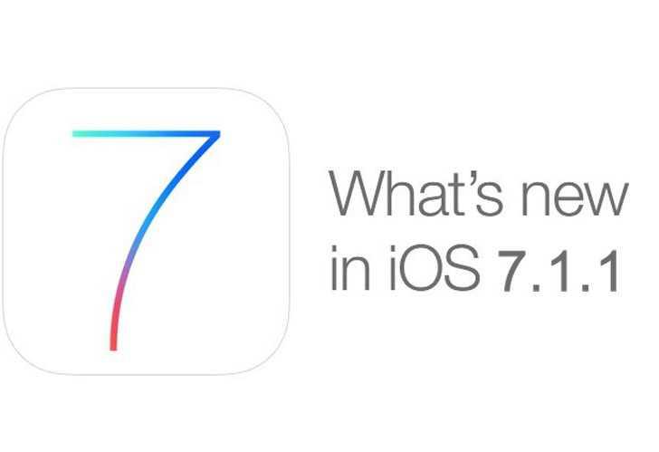 Apple rilascia iOS 7.1.1 per iPhone, iPad, iPod Touch| Ecco cosa cambia