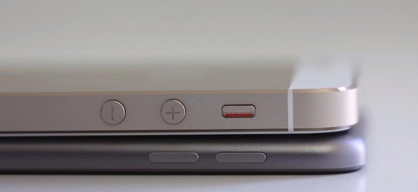 iPhone 6, un video mostra il probabile spessore di soli 6.1 mm