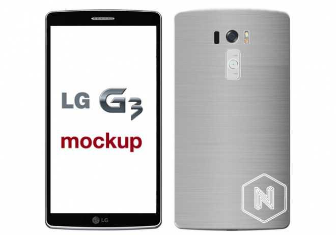 LG G3 trapela un'immagine con corpo in policarbonato