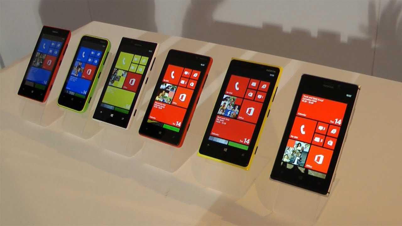 Nokia Lumia   Windows Phone 8.1 arriverà su tutta la gamma!
