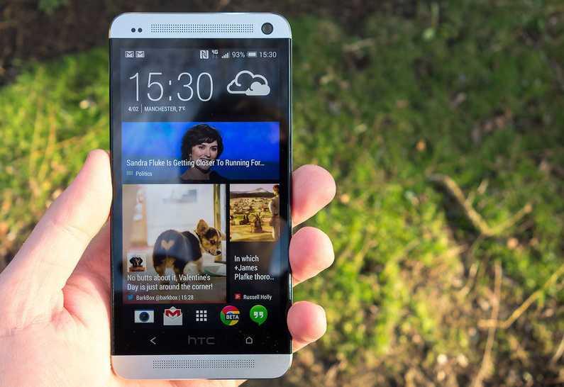 HTC One M7 riceverà la Sense 6 a fine Maggio!