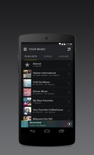 Spotify aggiorna la sua interfaccia grafica con alcune novità